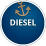 Diesel lodní doprava